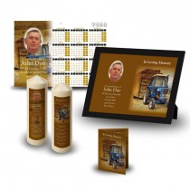 Hay Time Wall Package