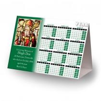 Saint Patrick No 2 Calendar Tent
