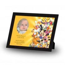 Disney Child Girl Framed Memory