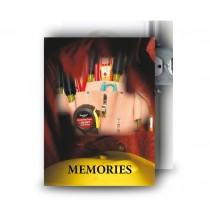 Electrician Standard Memorial Card