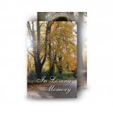Autumn Lane Wallet Card