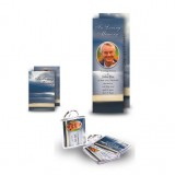 Clouds Over Sea Pocket Package