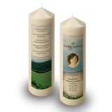 Country Field of Kerry Candle