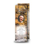 Autumn Scene Bookmarker