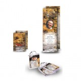 Autumn Scene Pocket Package