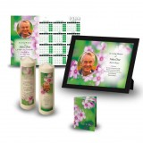 Pink Primroses Wall Package