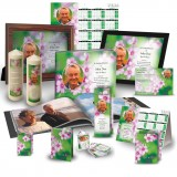 Pink Primroses Custom Package