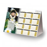 Daisies Calendar Tent