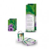Purple Petunia Pocket Package