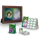 Purple Petunia Table Package