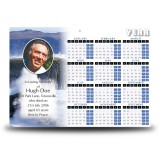 Breaking Waves of Donegal Calendar Single Page