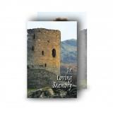 Castle Ruins Scotland Wallet Card