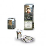 Castle Ruins Scotland Pocket Package