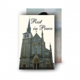 St Michaels Church Enniskillen Wallet Card