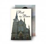 St Michaels Church Enniskillen Wallet Card