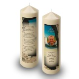 Devenish Island Archway Co Fermanagh Candle