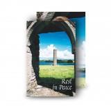 Devenish Island Archway Co Fermanagh Wallet Card