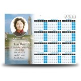 Devenish Island (Inside) Co Fermanagh Calendar Single Page