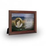 Mountain Field & Sheep Co Wicklow Plaque