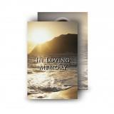 Golden Sea Shore Co Derry Wallet Card