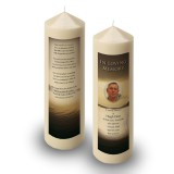 Dawn over Lake Co Cavan Candle
