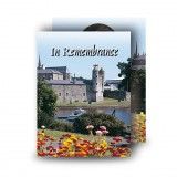 Enniskillen Castle Co Fermanagh Standard Memorial Card