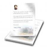 Enniskillen Castle Co Fermanagh Thank You Letter
