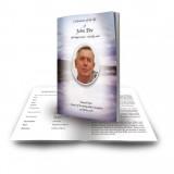 Lower Lough Erne Sunrise Co Fermanagh Funeral Book