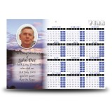 Lower Lough Erne Sunrise Co Fermanagh Calendar Single Page