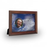Sky Clouds Plaque