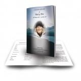 Sunlight Funeral Book