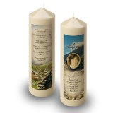 Heritage of Donegal Candle