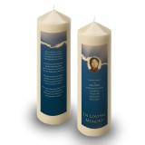 Cloudburst Back Candle