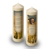 Wheat Co Carlow Candle