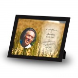 Wheat Co Carlow Framed Memory