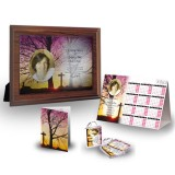 Cross & Tree Sunset Table Package