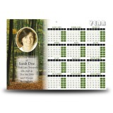 Woodlane Co Longford Calendar Single Page