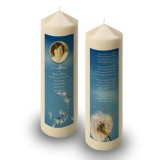 Dandelion Candle