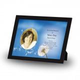 Dandelion Framed Memory