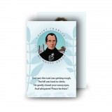 Saint Charles Wallet Card