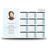 Saint Charles Calendar Single Page
