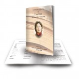 Our Little Angel Funeral Book