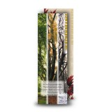 Tree Seasons Bookmarker