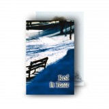 Round O Snow Co Fermanagh Wallet Card