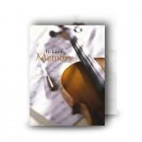 Musicians Memories Standard Memorial Card
