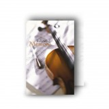 Musicians Memories Wallet Card
