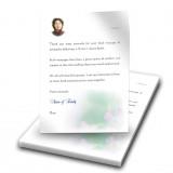 Effloresce Thank You Letter
