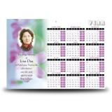 Effloresce Calendar Single Page