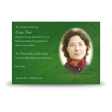 Irish Roots Acknowledgement Card