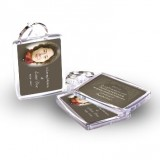 Decorative Links Keyring